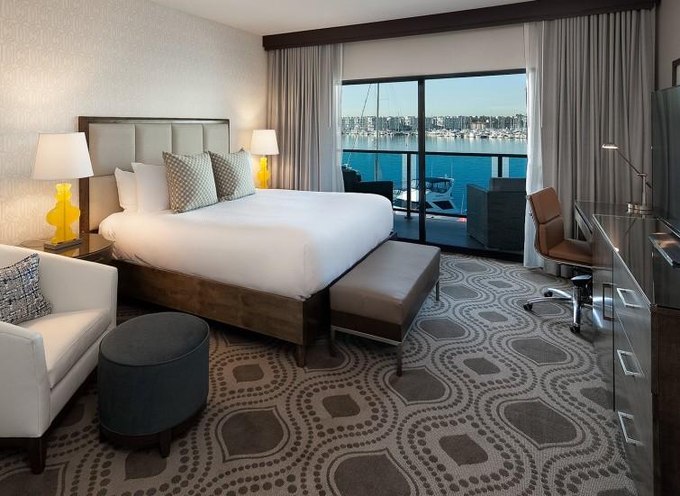 1 Bedroom Marina View Suite